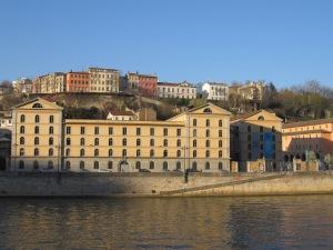 La Saône à Lyon 13