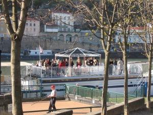 La Saône à Lyon 2