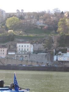 La Saône à Lyon 3