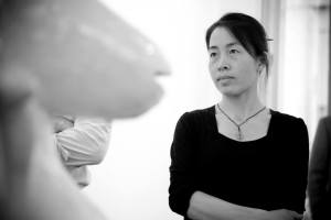Xuefeng Chen, photo Catarina Berthoni.