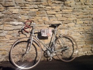 Ma bicyclette Danguillaume