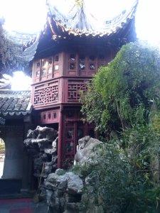Jardin Yu, Shanghai