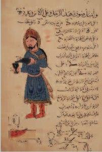 Automate verseur de vin, 1354.